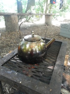 Campfire Kettle